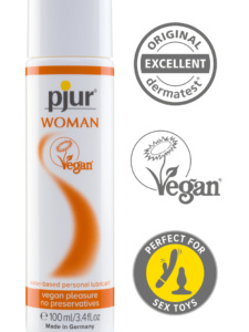 pjur_WOMAN-Vegan_100ml_Icons