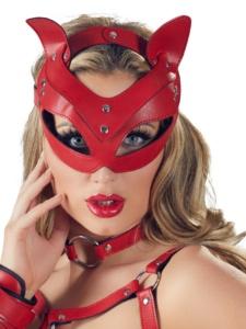 Bad Kitty mask punane 1